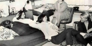 A Look at Girls' College Dorm Rooms in the Seventies