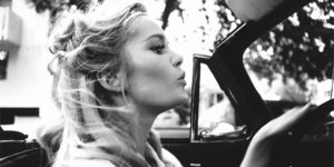 Stunning Black and White Celebrity Photographs Taken by Dennis Hopper in the 1960s
