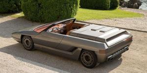 Lamborghini Athon, an Amazing But Forgotten Concept Car From 1980
