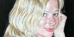 The Emotive Pastel Portraits by Tammy Gabriel