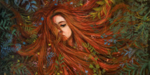 Artist Combines Nature And Magic To Create These Mystical Paintings