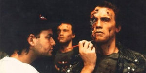 Amazing Behind the Scenes Photos of Arnold Schwarzenegger as the Terminator, 1984