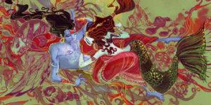"""""""Namaha"""": The Mythologic India In Stunning Illustrations By Abhishek Singh"""