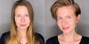 These Women Let Hairdresser Kristina Katsabina Cut Their Long Hair And Did Not Regret It