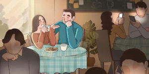 Sweet Comics By Luong Thuy Show What Being In A Relationship Is Like