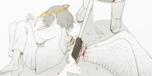 Powerful Illustrations By Japanese Artist That Will Make You Think