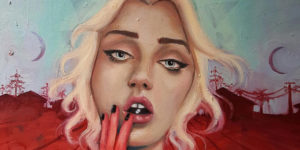 A Mix Between Nature, Fantasy, Beauty and Pain in Beautiful Artworks of Alanna Vanacore