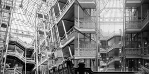 Inside the Bradbury Building, the Oldest Commercial Building in Downtown Los Angeles