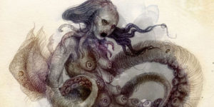 Artist Illustrated 30 Mermaids For Two Years And Here Is The Eerie Yet Whimsical Result