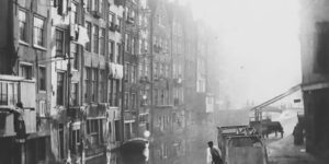 Amazing Black-and-White Photos of Amsterdam Taken by Dutch Painter George Hendrik Breitner