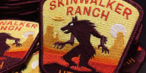 Artist George Coghill Creates Funny Cryptozoology and Paranormal Patches