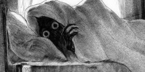 """""""Rest in Peace"""": The Dark, Nightmarish and Bizarre Drawings by Dima Khramtsov"""