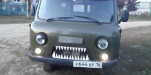 """""""UAZ Bukhanka"""": Russia's Most Legendary Off-Road Vechicle for Bizarre Tuning"""