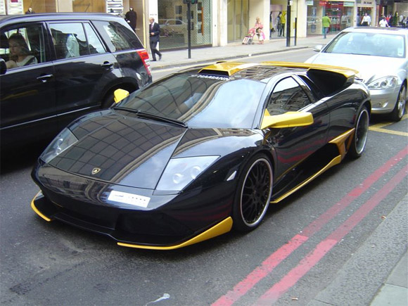 Arab Supercars Takes Center Stage in London